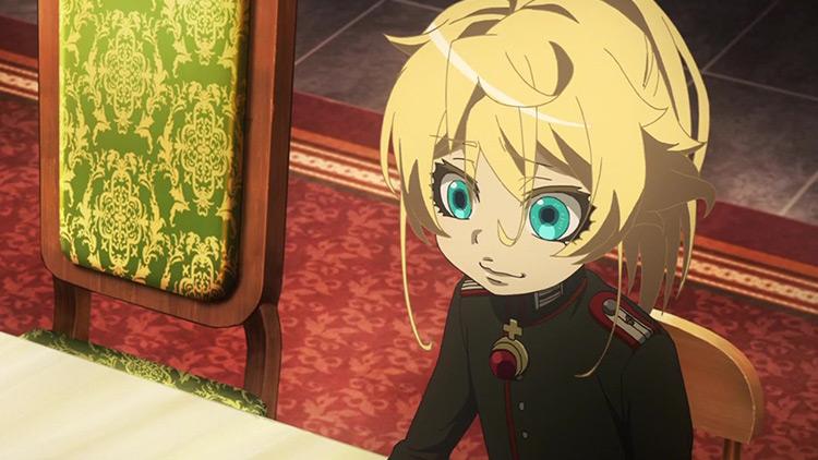Tanya von Degurechaff from Youjo Senki anime
