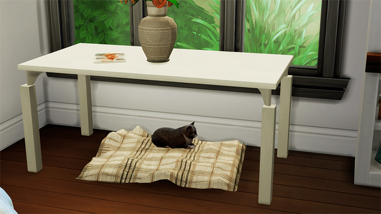 Pet Bed Pack #1 for The Sims 4