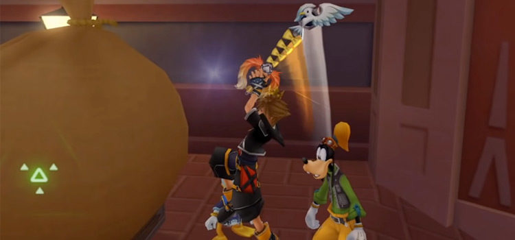 KH2.5: How To Get The Gullwing Keyblade