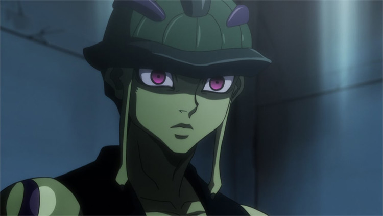 Meruem from Hunter x Hunter (2011) anime