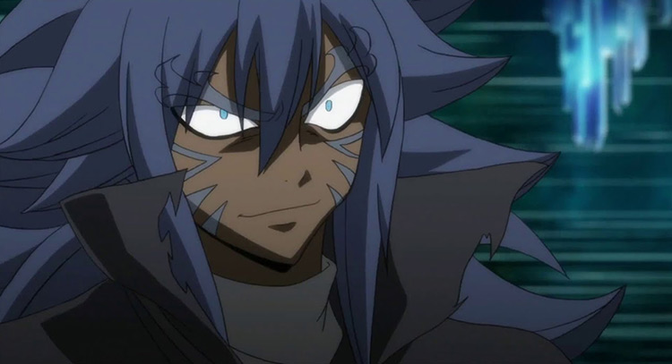 Acnologia from Fairy Tail anime