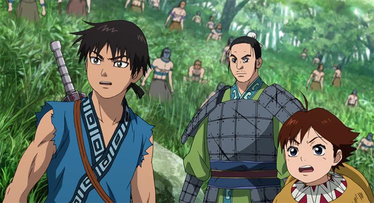 Kingdom anime preview screenshot