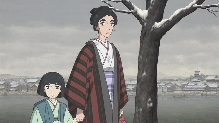 Miss Hokusai anime preview screenshot