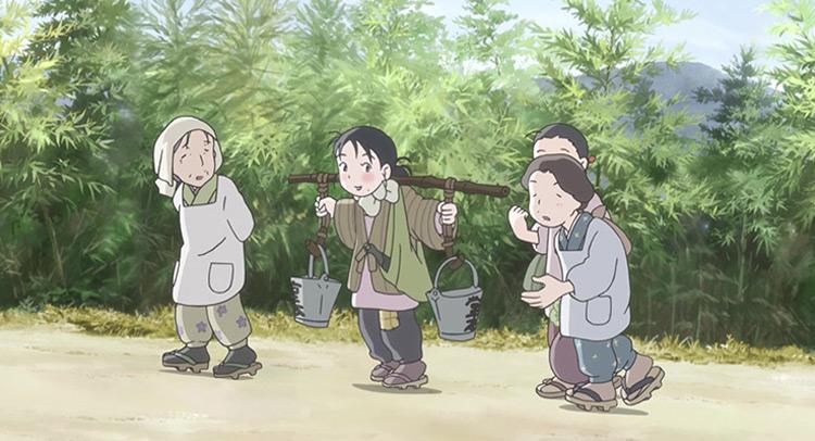 In This Corner of the World / anime screenshot