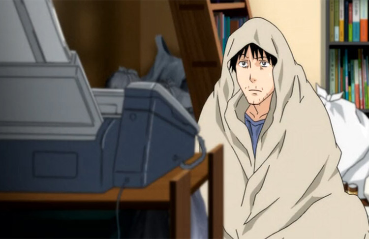 Welcome to N.H.K anime screenshot