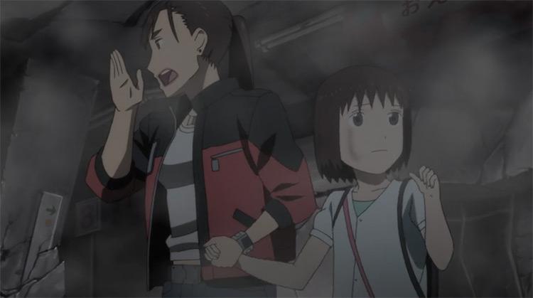 Tokyo Magnitude 8.0 anime screenshot