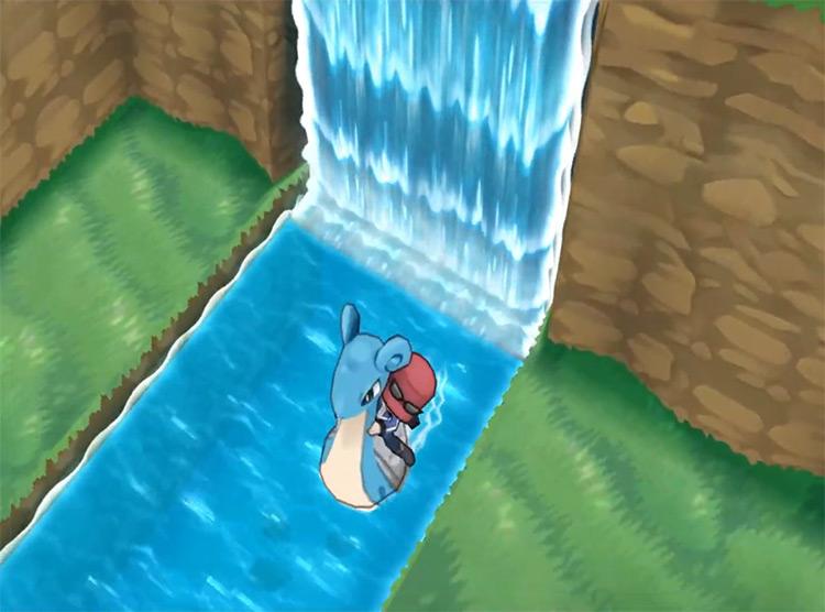 Victory Road in Pokémon X & Y