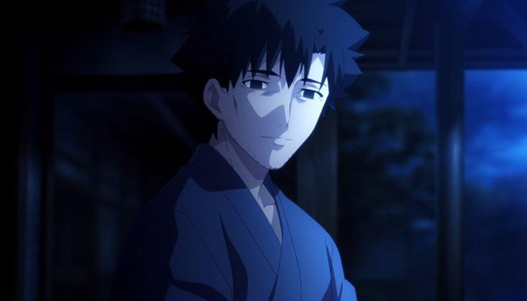 Emiya Kiritsugu from Fate/stay night anime