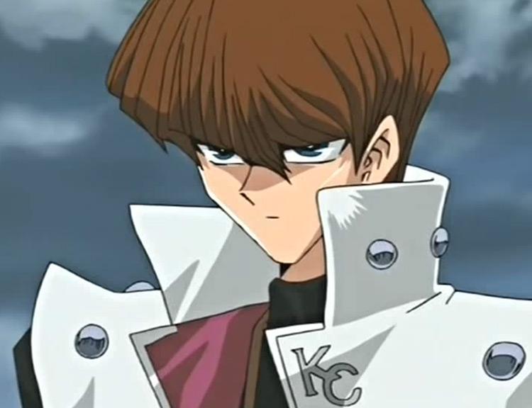 Seto Kaiba from Yu-Gi-Oh! anime