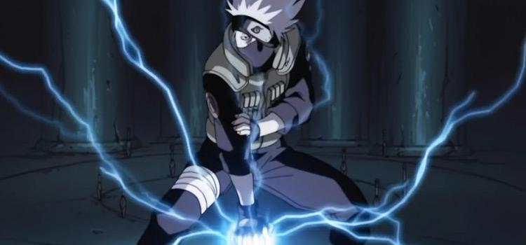 Kakashi Hatake Naruto Screenshot (Lightning Cutter)