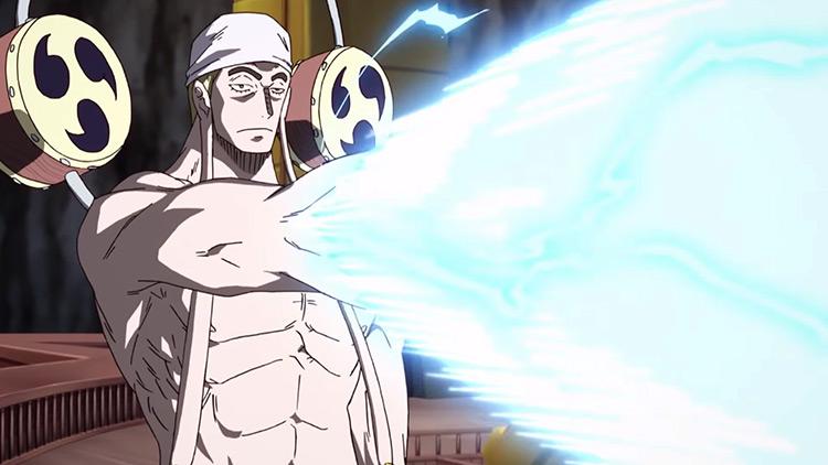 Enel One Piece anime screenshot