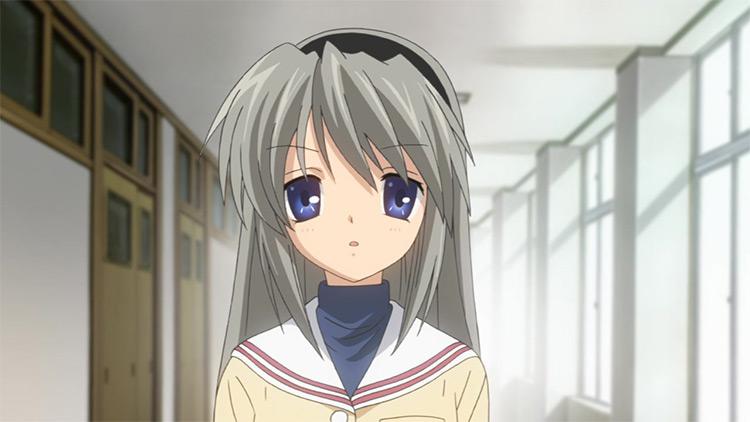 Tomoyo Sakagami from Clannad anime