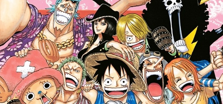 One Piece Manga Cover from Volume 52