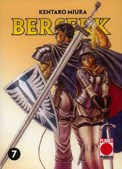 Berserk Vol. 7 Manga Cover