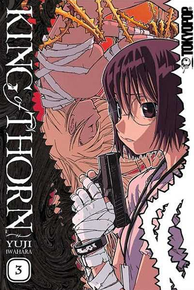 King of Thorn Volume 3 Manga Cover