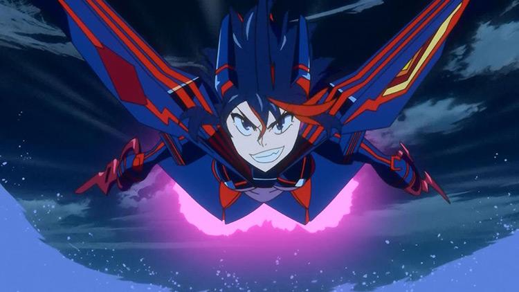 Ryuuko Matoi in Kill la Kill anime