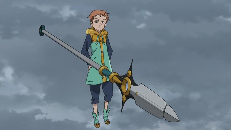 King from The Seven Deadly Sins