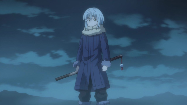 Rimuru Tempest in That Time I Got Reincarnated as a Slime
