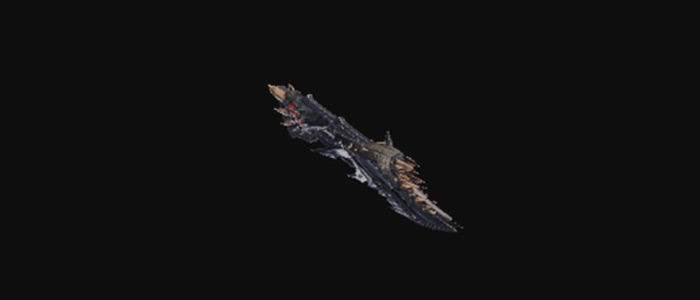 Dark Devourer HBG weapon