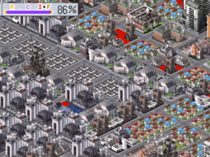 simcity creator ds game