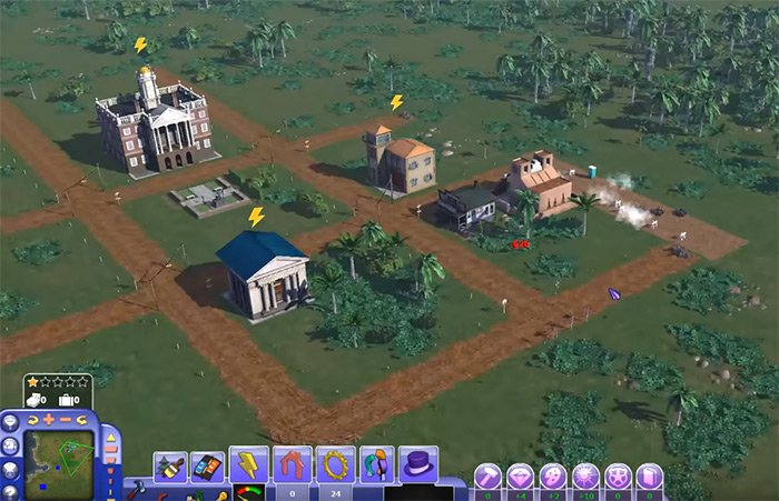 simcity societies gameplay