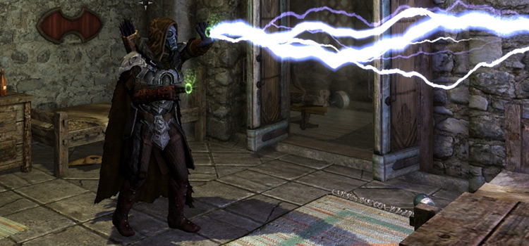 Top 15 Best Alteration Spells in Skyrim