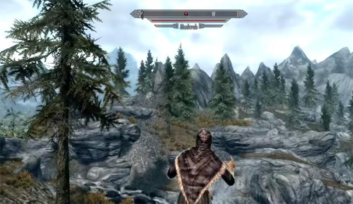 Skyrim Dragonhide