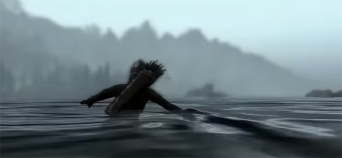 Water Breathing in skyrim