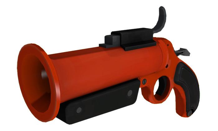 Flare Gun TF2