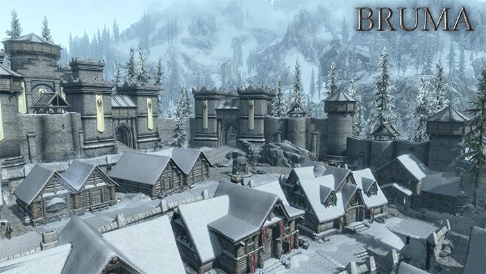 Beyond Skyrim quest mod