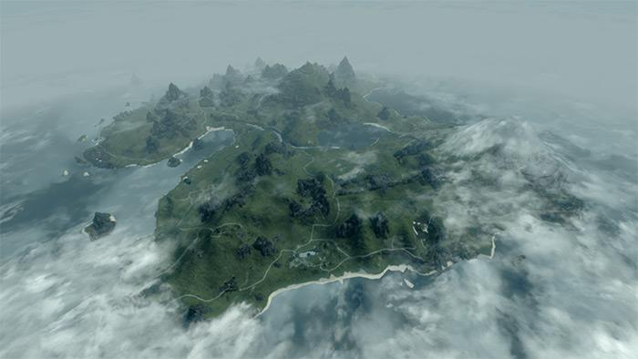 Summerset Isle Skyrim mod