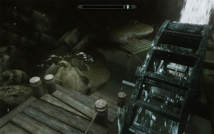 Into the Depths Skyrim mod