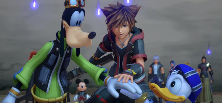 Top 10 Hardest Bosses in Kingdom Hearts III