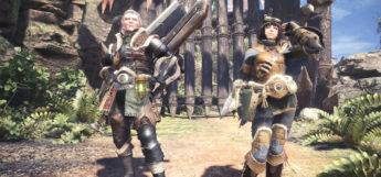 MHW armor sets