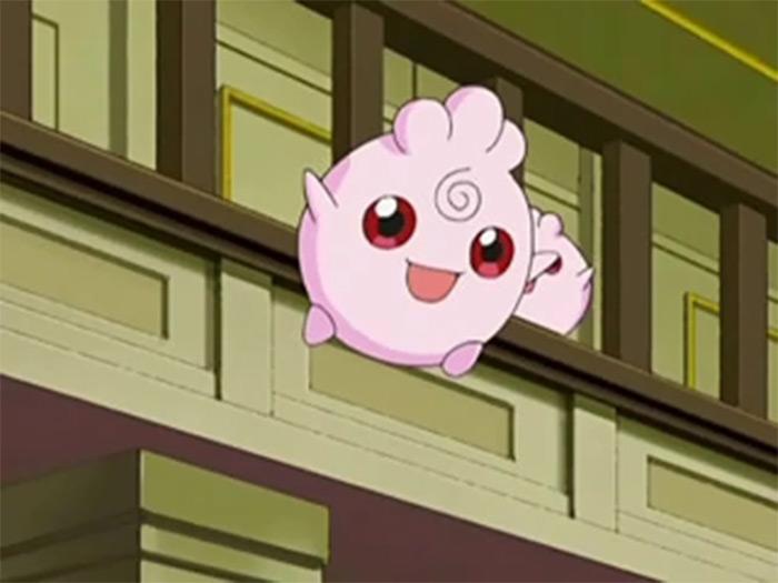 Igglybuff from anime