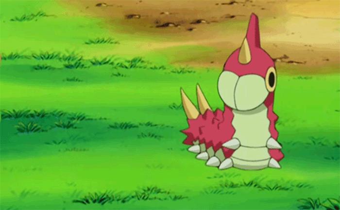 Wurmple pokemon anime