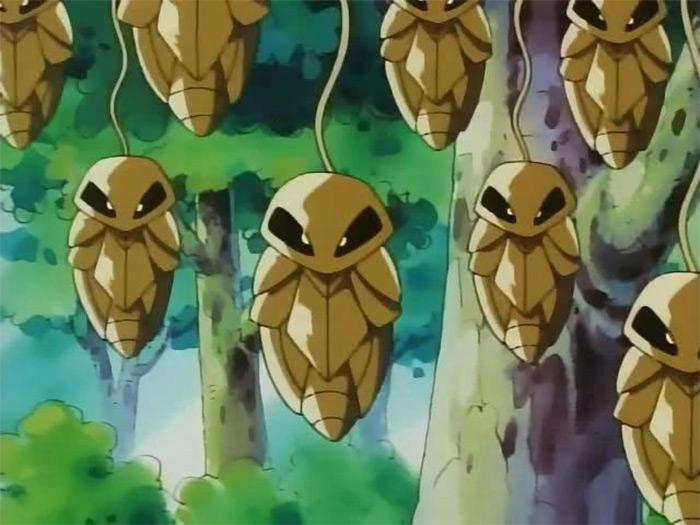 Kakuna from anime