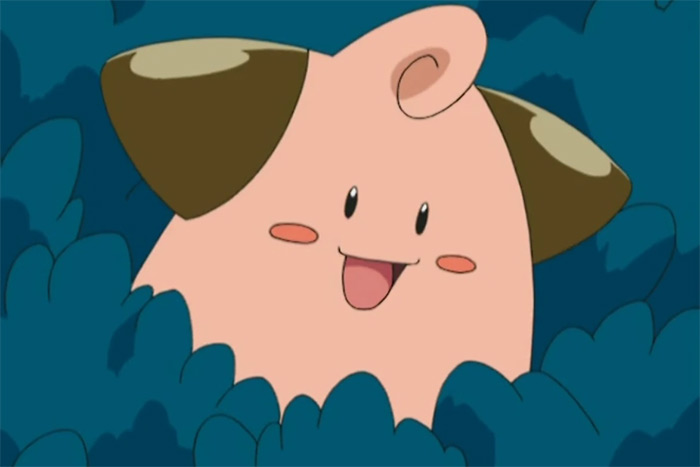 Cleffa anime pokemon