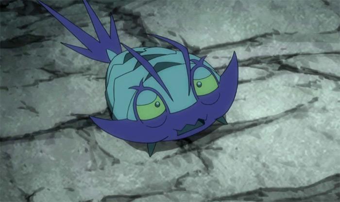 Wimpod anime pokemon