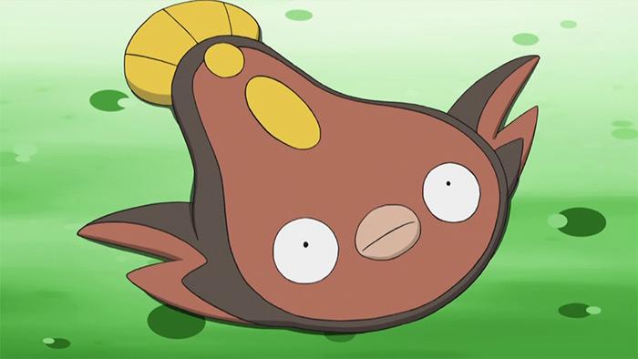 Stunfisk anime episode