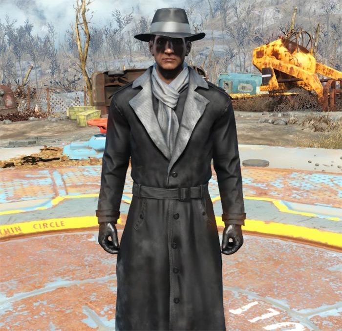 Fallout4 Silver Shroud
