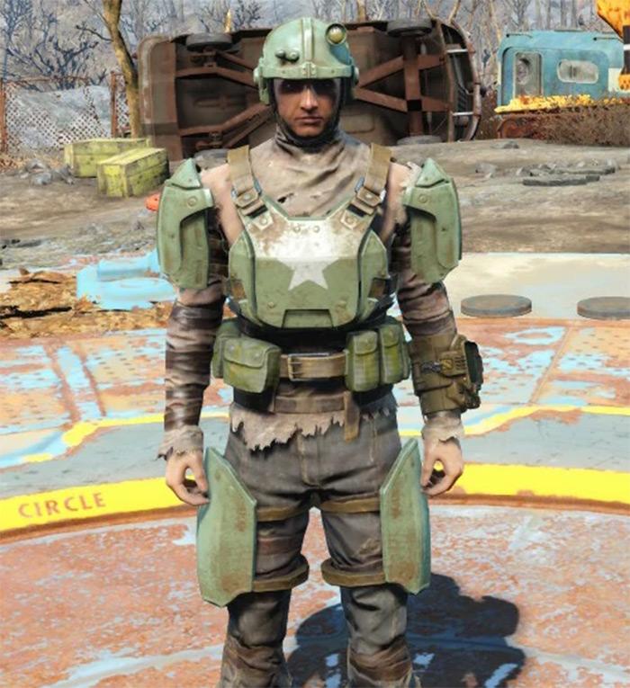 Combat Armor fallout4