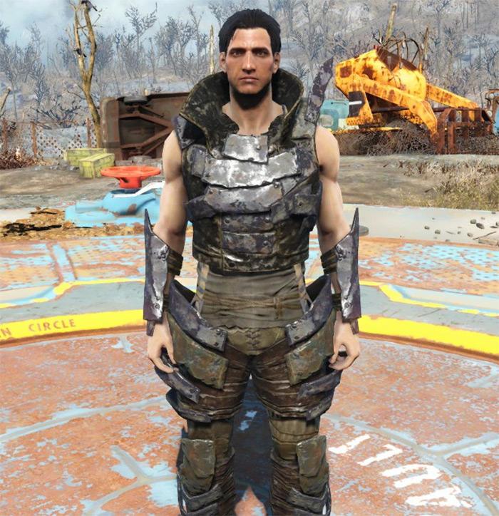 Disciples Armor Fallout4