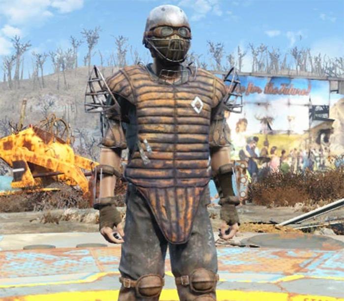 DC Guard Armor Fallout4