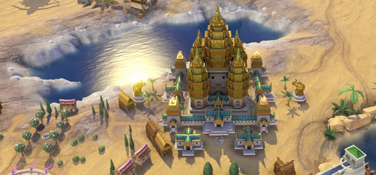 Top 10 Best Wonders in Civilization VI
