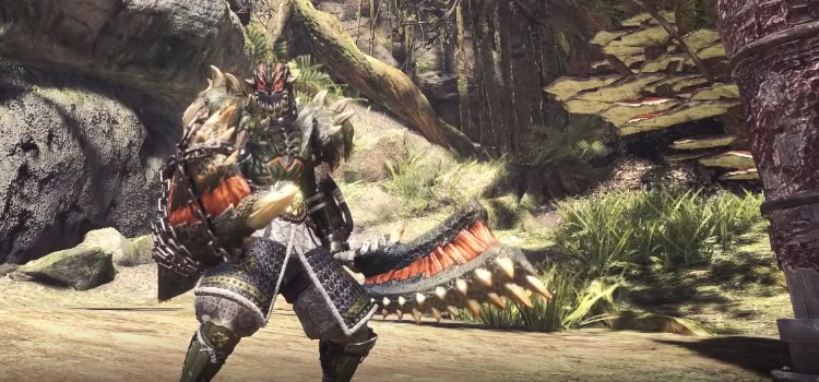 Best Sword & Shield Weapons in MHW