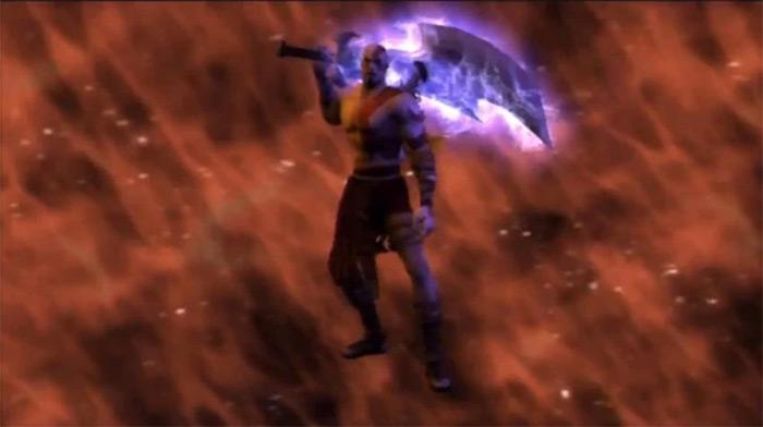 Blade of Artemis GoW