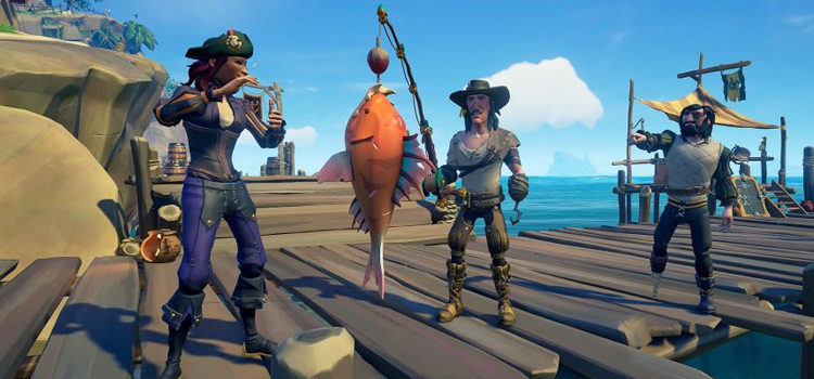 Top 15 Best Outfits in Sea of Thieves