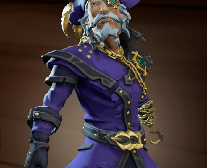 Pirate Legend outfits