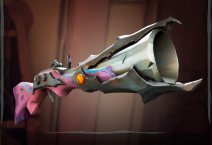 Kraken Blunderbuss weapon